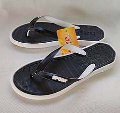 Женские сланцы шлепки вьетнамки шлепанцы пляжные белые 40р 24см