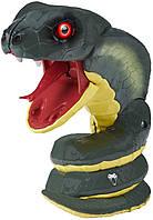 Інтерактивна змія WowWee Untamed Snakes by Fingerlings  - Fang (King Cobra) (3841) (B07NFDC9LY)