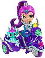 Ігровий набір Fisher-Price Nickelodeon Shimmer and Shine, Zeta's Scooter Toy Зета на скутері FHN31