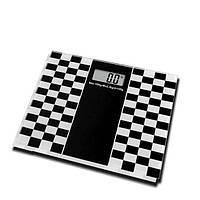 Весы напольные VITALEX VL-201 Черно-белый
