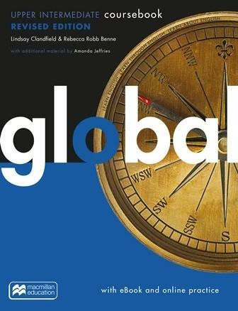 Global Upper-Intermediate Coursebook with eBook