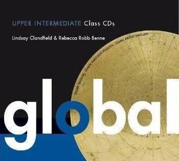 Global Upper-Intermediate Class Audio CD