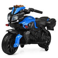 Электромотоцикл детский BAMBI M 3832EL разные цвета
