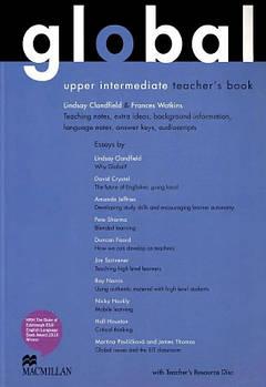 Global Upper-Intermediate Teacher's Book with Teacher's Resource Disc