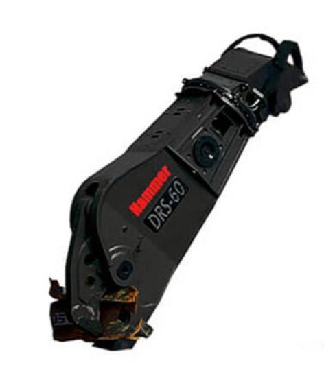 Гидроножницы Hammer DRS-30-A на экскаватор