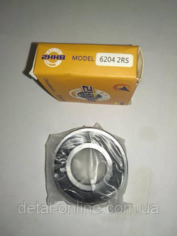 180204 Підшипник кульковий (NOBEL), фото 2