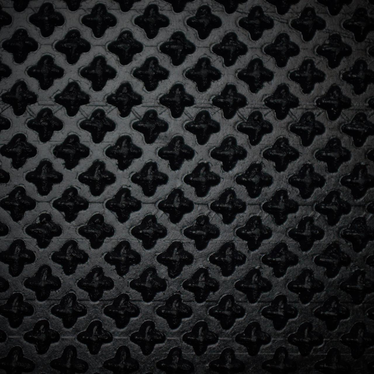 """Листовая профилактика башмачник """"Star"""", 500mmX500mmX4mm, высокая прочность к скольжению"""