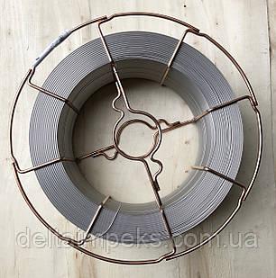 Сварочная проволока ER308L  1,0мм, 15кг нержавейка, фото 2