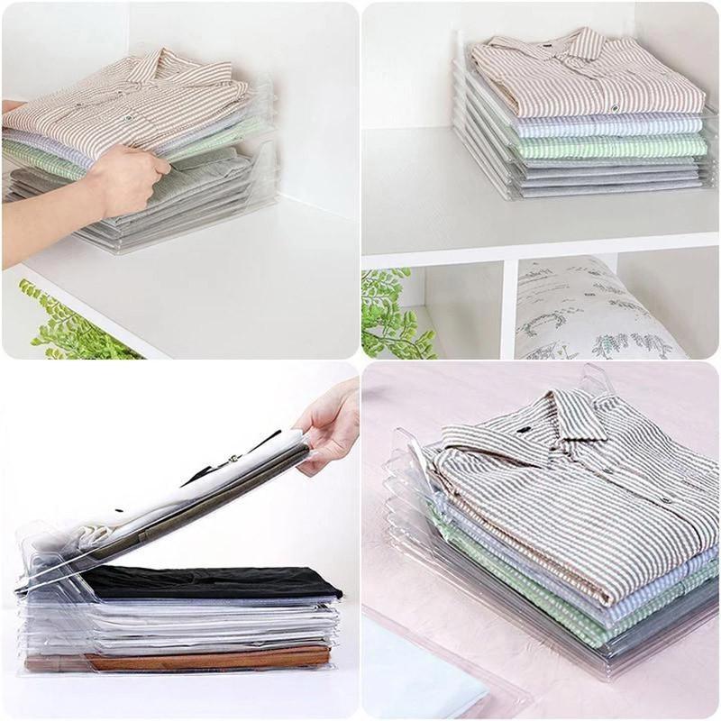 Органайзер для хранения одежды и бумаг