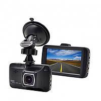 """Автомобільний відеореєстратор Unit FH01, 2.7"""" TFT LCD, G-сенсор, Full HD 1920 x 1080"""