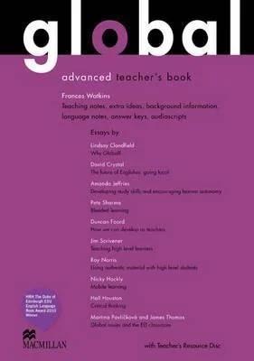 Global Advanced Teacher's Book with Teacher's Resource Disc