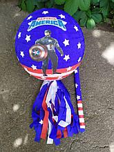 Большая Пиньята PREMIUM Качества. Капитан Америка. Есть размеры.