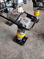 Вибронога вибротрамбовка электрическая HCD-90, фото 1