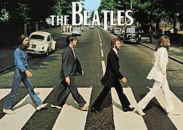 Плакат The Beatles (Abbey Road)