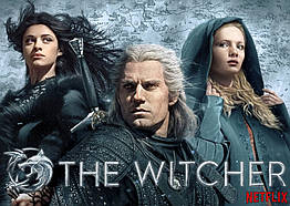 Плакат The Witcher (сериал)
