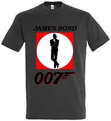 Футболка Oktopus - James Bond, Размер S