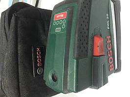 Лазерний нівелір Bosch PCL 20