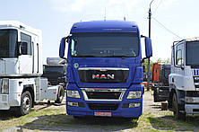 MAN TGX euro 5 ! 2013 год на разборке тягачей