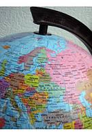 Глобус политический диаметр 32 см