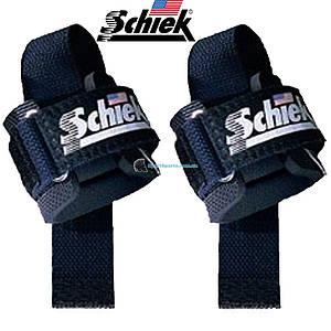 Лямки для турника SCHIEK Power Lifting Straps 1000PLC (пара)