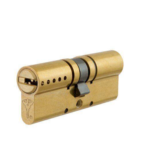 Цилиндр MUL-T-LOCK CLASSIC PRO 100 мм (40x60) ключ-ключ латунь