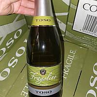 Игристое вино Fragolino Bianco Toso