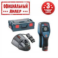 Детектор BOSCH D-tect 120 Professional + L-Boxx