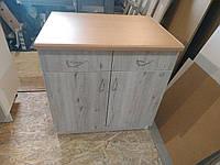 Тумбочка кухонная с ящиками 80 см