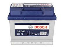 BOSCH 60Ah/540А S4 L+