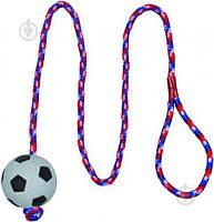 Мячик Trixie футбольный на шнуре
