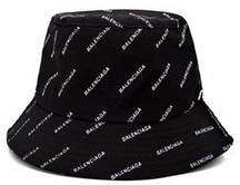 Панама Balenciaga панамка шляпа