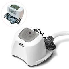 Хлоргенератор для бассейна Intex 26666 Krystal Clear с генератором озона для бассейна до 56800л, с таймером