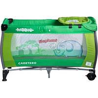 Детская кровать манеж Caretero Medio Classic