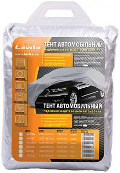 Тент автомобильный, Lavita размер М, тент на авто, защитный, солнцезащитный чехол на авто LA140101.