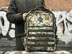 Надежный мужской рюкзак среднего размера с отделением для ноутбука, фото 5