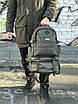 Качественный тактический рюкзак (40 л) хаки, фото 3
