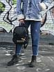 Кожаный женский рюкзак Puma, фото 2