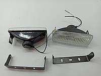 Фары дополнительные белые, H3/12V/55W,128*45mm , фото 1