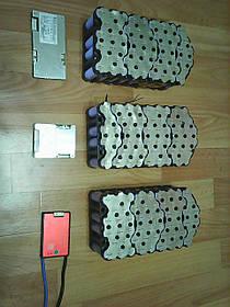 Літієвий акумулятор для електровелосипеда 24В 20аг (літій-іонний)