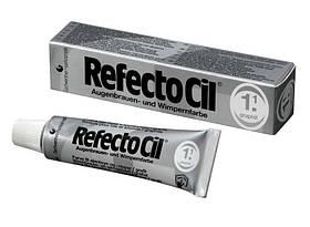 Краска для бровей и ресниц-графитовая 1.1 (15мл) Refectocil