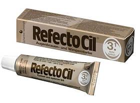 Краска для бровей и ресниц-светл-кор. 3,1 (15мл) Refectocil