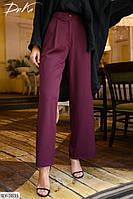Модные женские брюки палаццо арт 533
