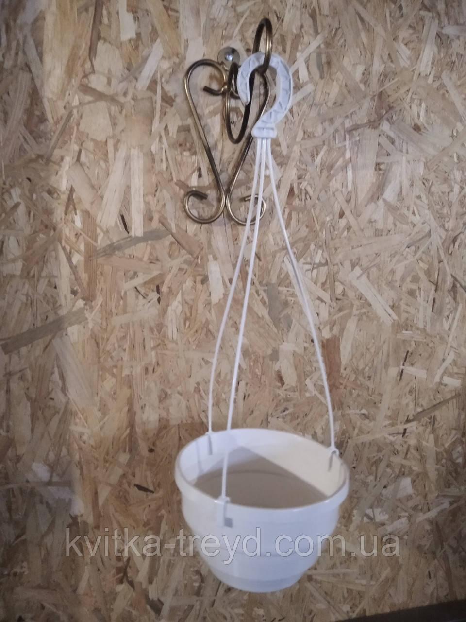 Підвісний квітковий горщик WD-20 (2,9 л)