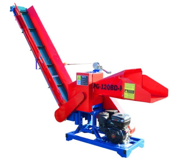 Подрібнювач гілок PALCHE PG-120BD-K (бензиновий)