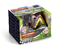 Магнитный конструктор Magformers Ралли для девочек, 8 эл. (707017)