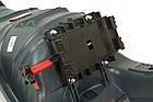 Велокрісло HTP SANBAS Італія на багажник Сіре, фото 8
