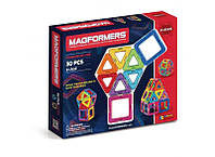 Магнитный конструктор Magformers Базовый набор, 30 эл. (701005)