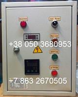 Шкаф управления вентилятором градирни