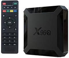 Смарт приставка Android TV Box X96Q 2/16 GB
