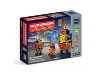 Магнитный конструктор Magformers Шагающий робот, 45 эл. (709004)